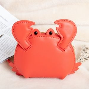 Kate Spade Crab Shore thing crab coin purse